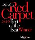 Rankin's Red Carpet 2019 Best of the Best Winner